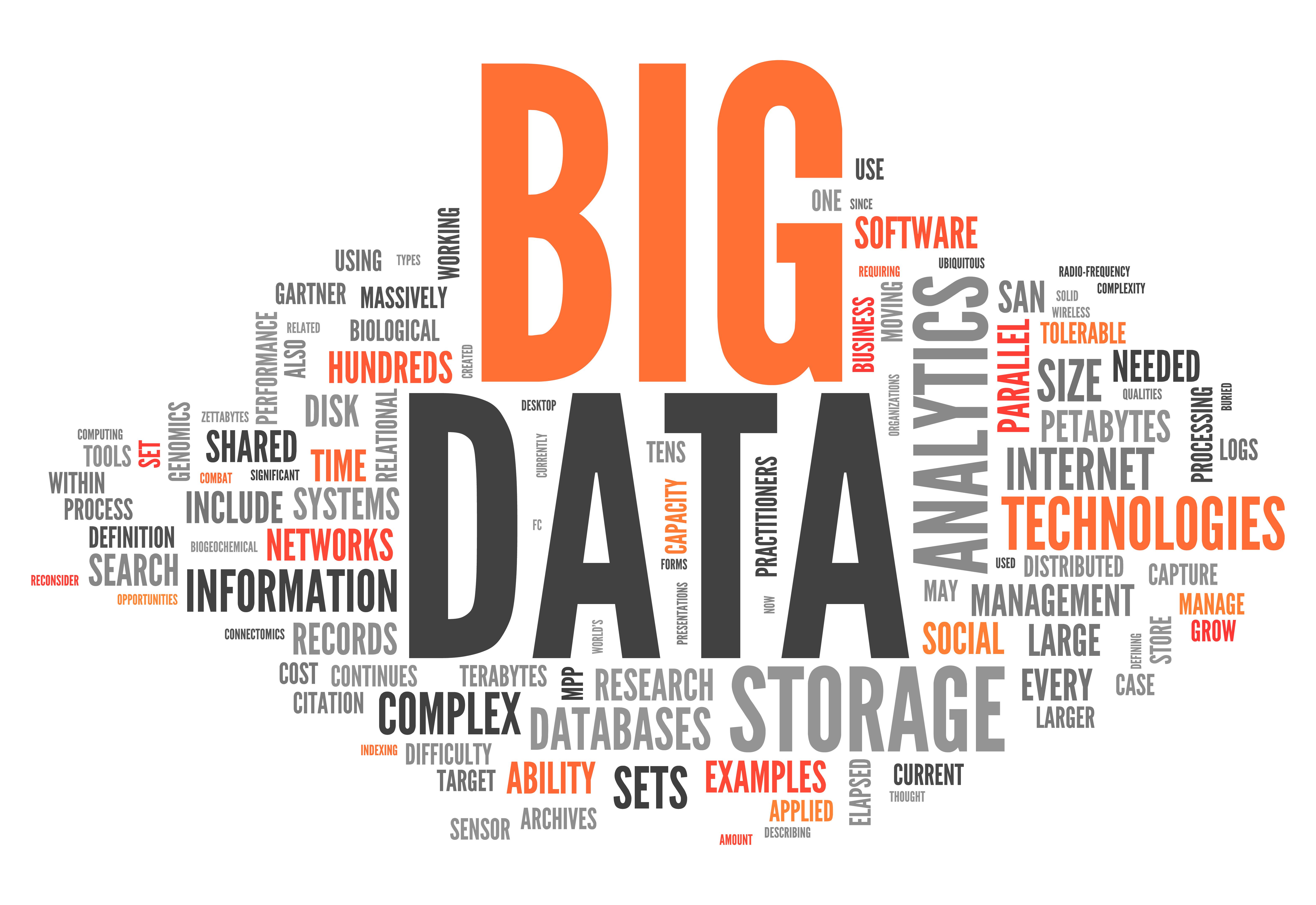 Аналитики рассказали о развитии Big Data до 2019 года