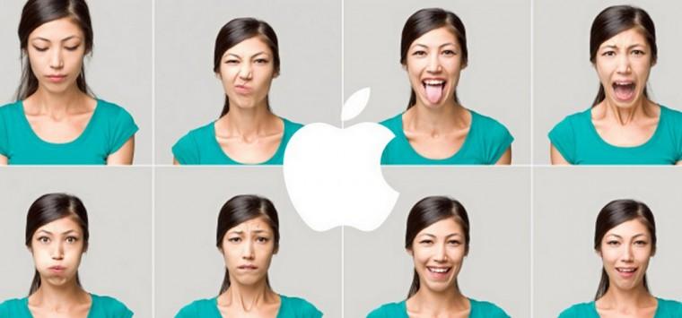 Apple купила систему распознавания эмоций