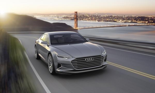 Audi Prologue: самоуправляемая машина со смарт-часами в подарок