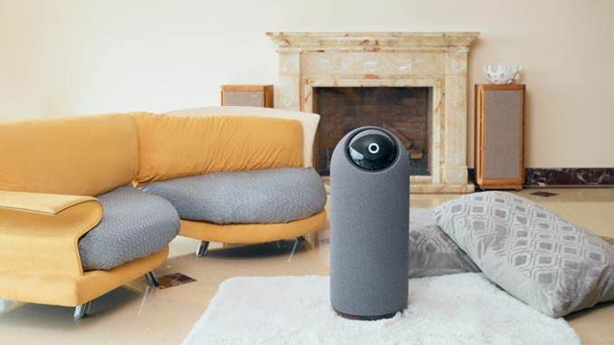 Big-I –a smart robot and an irreplaceable family member