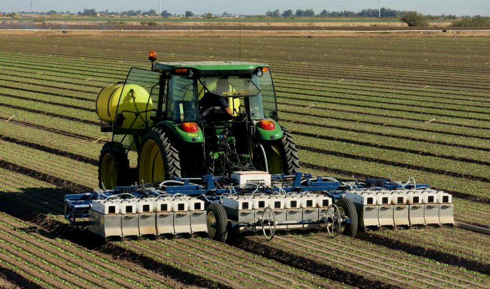 Битва за урожай: как Интернет вещей помогает прокормить человечество. Часть 2