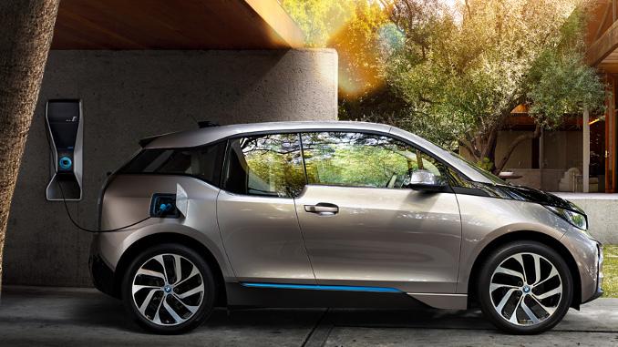 BMW integrates BMW i3 electric car into the smart home