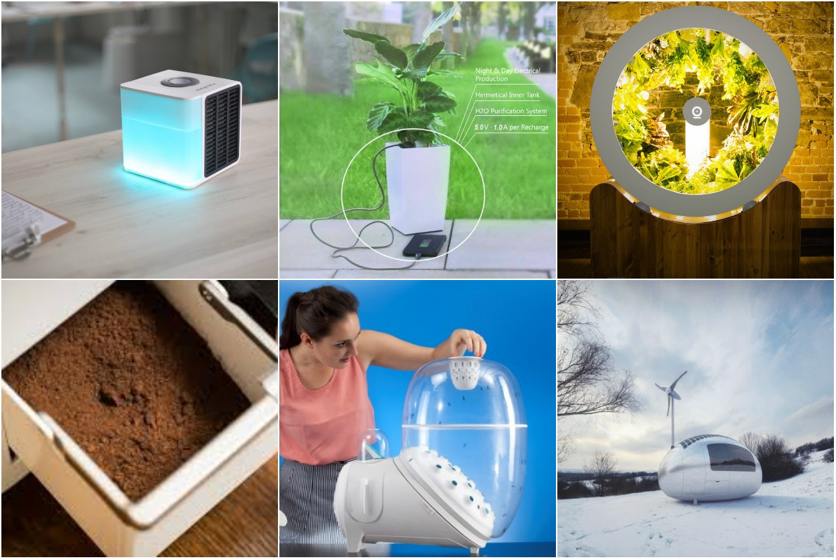 Eco-friendly gadgets to change your vision of environmental problem