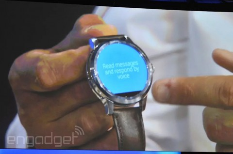 Fossil представляет свои первые смарт-часы на Android Wear с процессором Intel