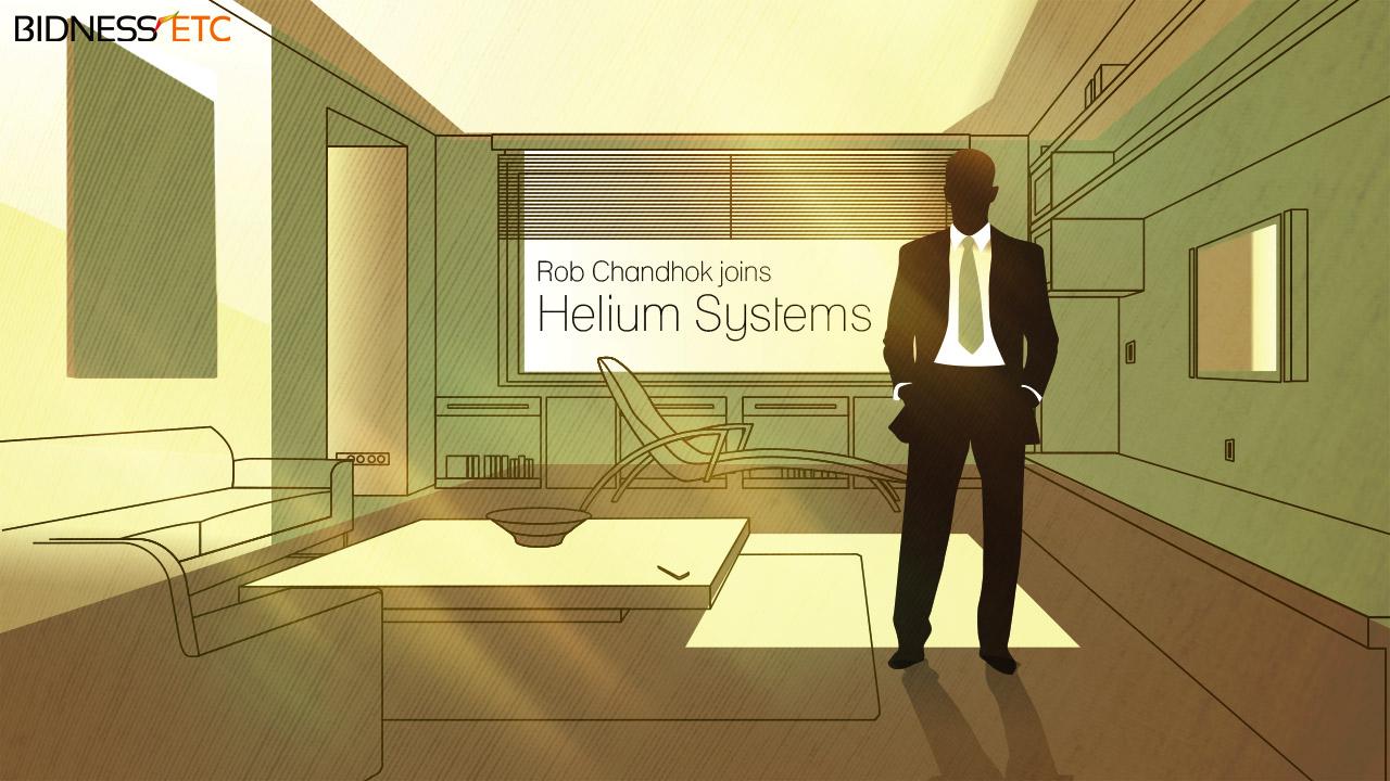 Helium Systems планирует интегрировать соединительную ткань в Интернет вещей