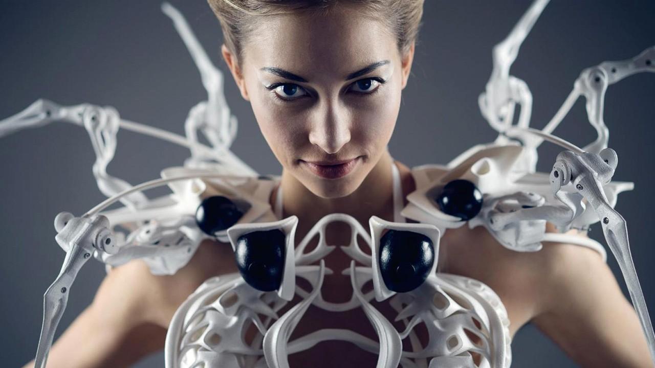 Hi-tech Fashion Show открывает дорогу новым идеям в индустрии моды!