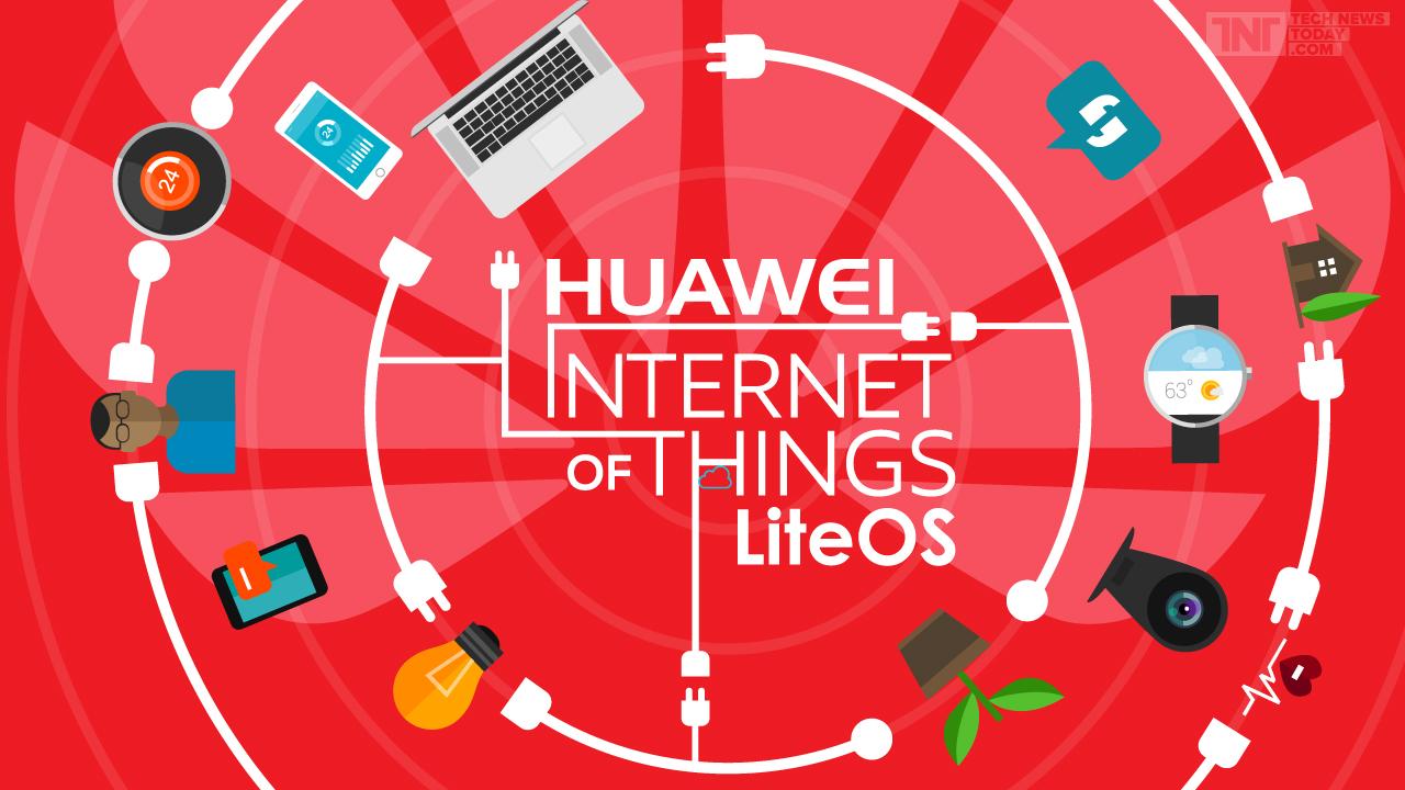 Huawei забирается в IoT