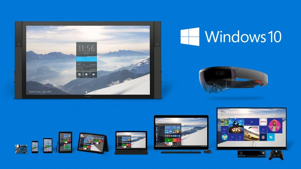 Internet of Things будет управляться ОС Windows 10