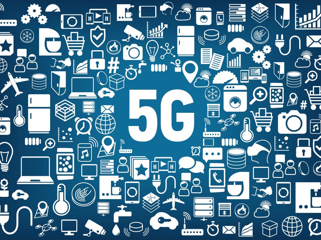 Интернет вещей и сети 5G