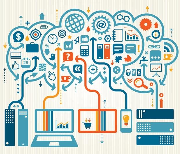 История развития Интернета вещей за две минуты. Инфографика