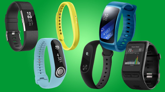 Fitness trackers that can manage smart home