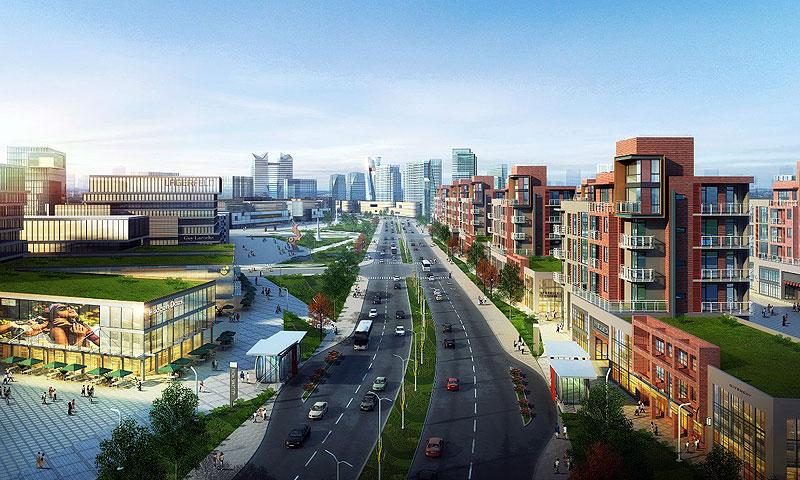 Когда массово появятся умные города?