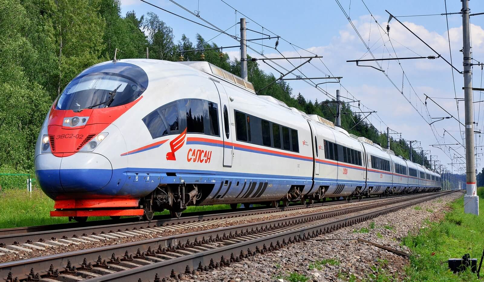 Siemens developed new algorithm for automatic high-speed train operation