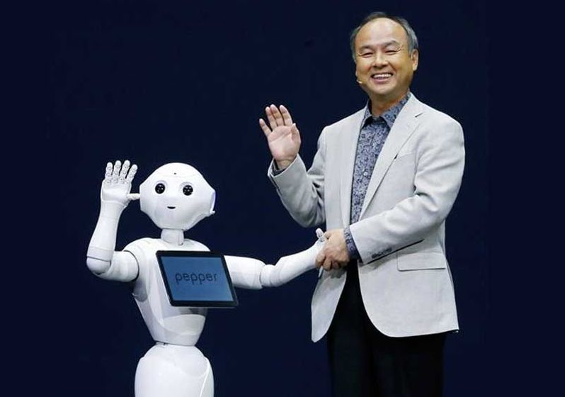 The largest deal: SoftBank is going to take over ARM