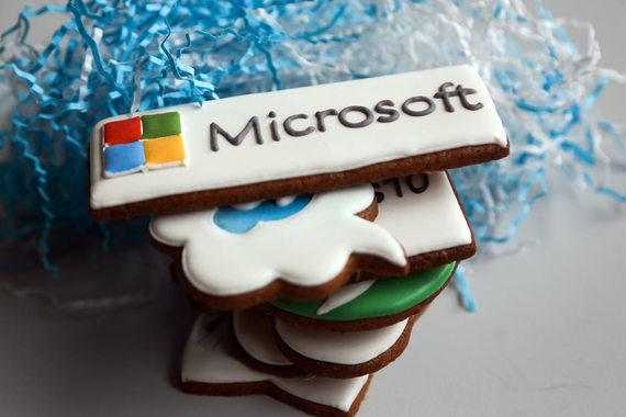 Microsoft собирается стать лидером рынка Интернета вещей
