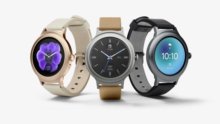 Новая ОС для умных часов от Google