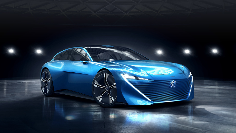 New Peugeot Instinct – freedom due to Internet of Things