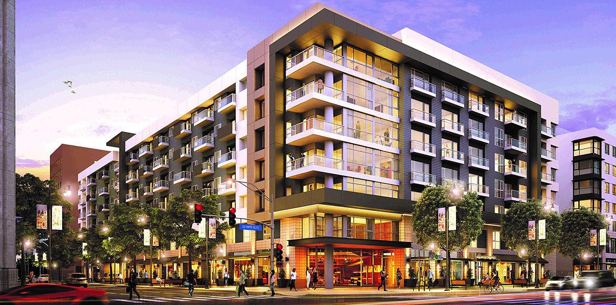 Первый эко-дом в Лос-Анджелесе