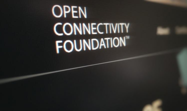 Разработана Open Connectivity Foundation для совершенствования технологий Интернета вещей