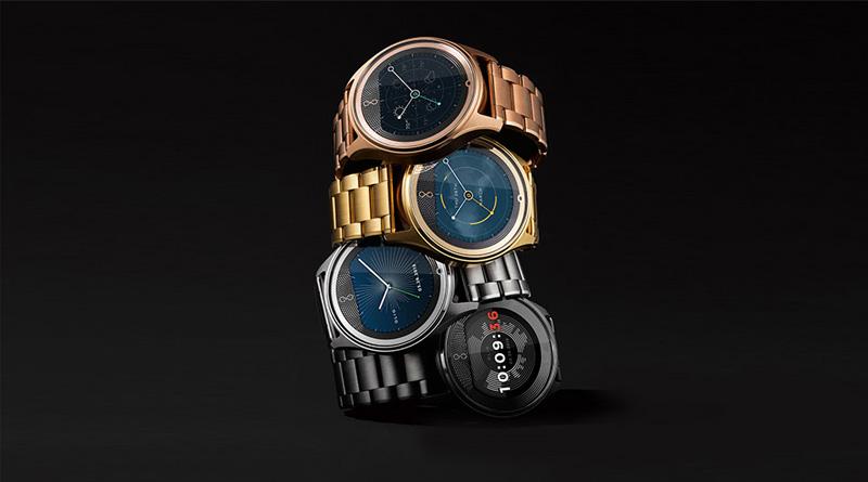 Роскошные умные часы Olio