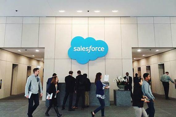 Salesforce представила сервис для мониторинга устройств, подключенных к интернету