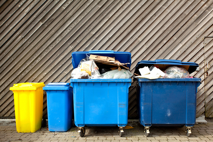Garbage collection control systems decrease public utility expenses by 40%