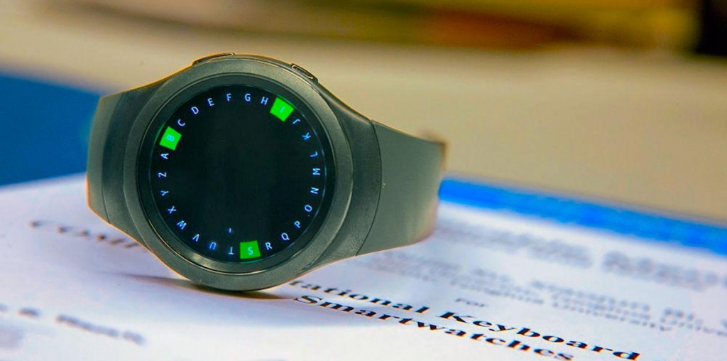 Smart watch to be left without touch keyboard