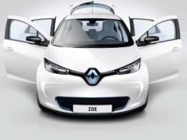 Renault ZOE: игрушка или революционер? Теперь и в Украине