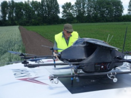 Ukrainian agricultural drones will be used in the USA to increase productivity