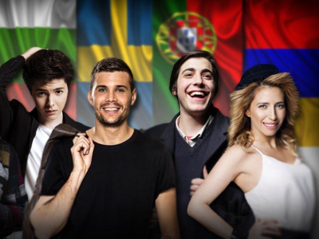 Кто, по мнению букмекеров, победит на «Евровидении-2017» и почему это не O.Torvald