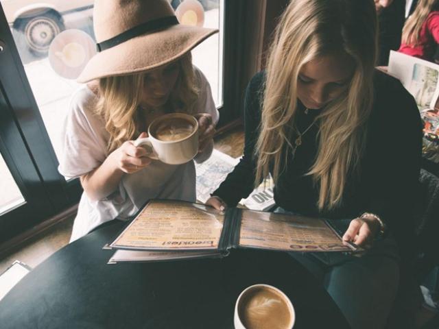 Новые киевские кофейни, где можно согреться этой зимой