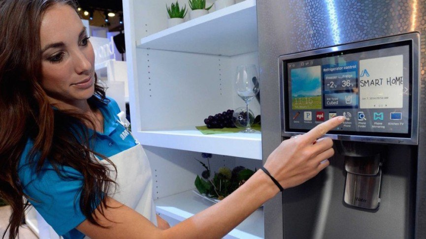 Kitchen appliances are becoming a leader in Internet of Things