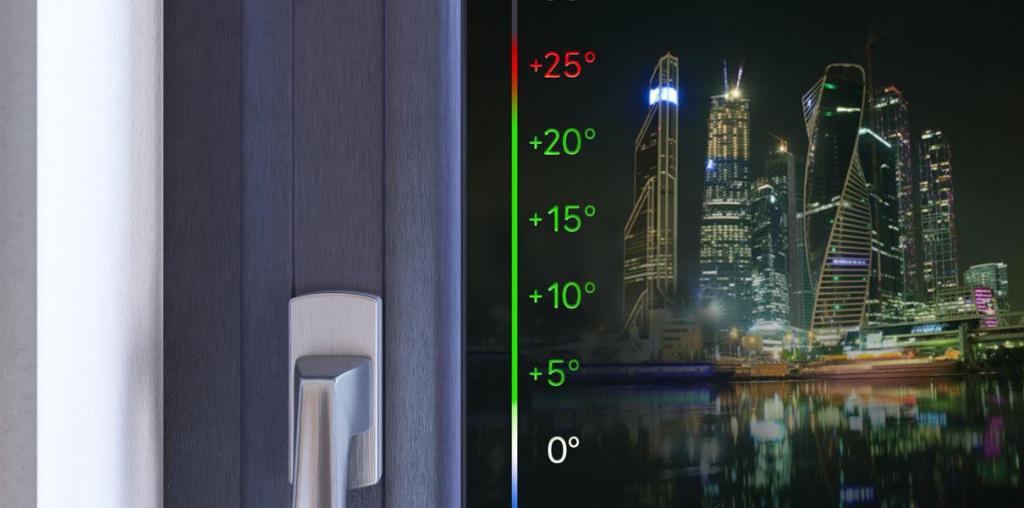Smart windows in Russia. Coming soon