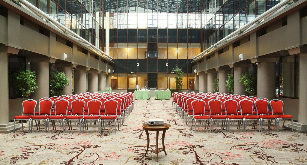 """Выставка и конференция """"Интернет вещей"""" пройдет в отеле Marriott Courtyard Moscow City Center"""
