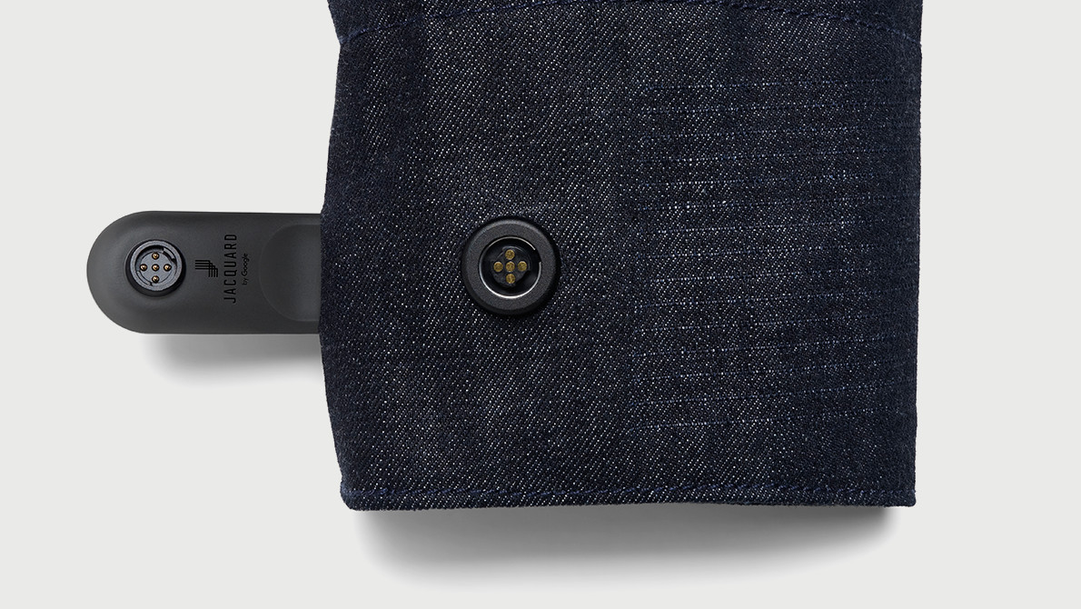 Everything is in your own sleeves: Levi's and Google designed smart jacket